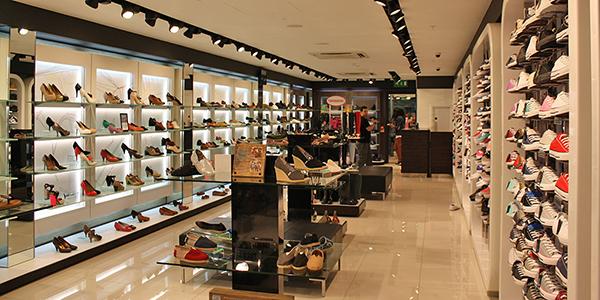 Раскрутка магазина обуви в ТЦ Leisure&Shopping