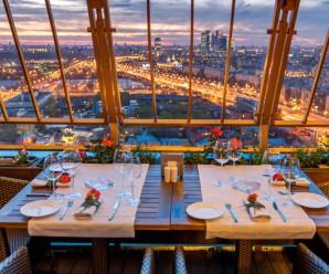 Сервировка стола ресторана ТЦ
