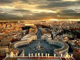 Путешествие в Италию, Рим