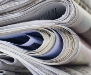 «Газетный» кризис?