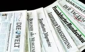 Кризис печатных СМИ