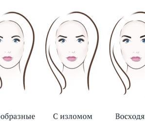 Как правильно подобрать выразительную форму бровям