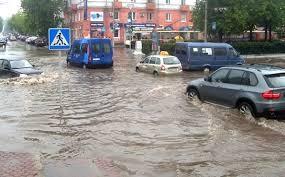 Как спасти автомобиль от потопа. Часть 1