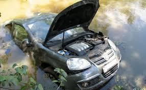 Как спасти автомобиль от потопа. Часть 2