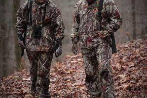 Какой должна быть одежда охотника?