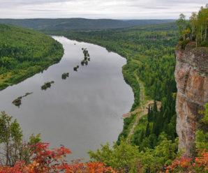 Путешествие по Уралу на автомобиле