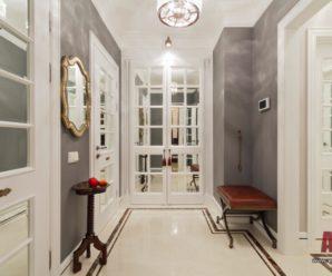 Французские мотивы в современной квартире. Продолжение