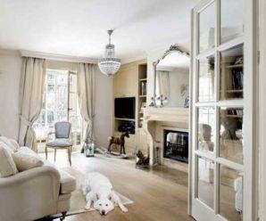 Французские мотивы в современной квартире. Часть 3