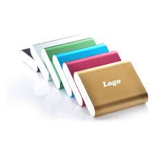 Повербанк с логотипом