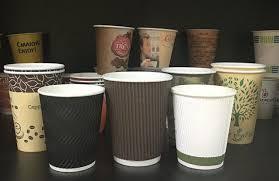 Преимущества использования бумажных кофейных стаканов