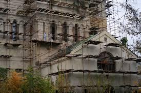 Реставрация памятников истории и культуры